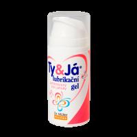 Zobrazit detail - Lubrikač. gel Ty&Já parf. vůní jahody 100ml Dr. Mülle