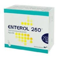 Zobrazit detail - Enterol por. cps. dur. 30x250mg