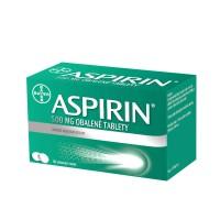 Zobrazit detail - Aspirin 500mg por. tbl. obd. 80x500mg