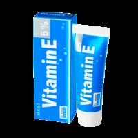 Zobrazit detail - Vitamin E mast 5% 30g