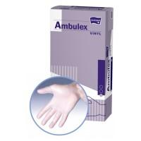 Zobrazit detail - Ambulex Vinyl rukavice vinylové pudrované L 100ks