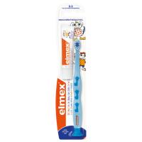 Zobrazit detail - Elmex zubní kartáček dětský cvičný (0-3)+vzorek ZP