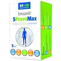 Zobrazit detail - 5PreveMax Imunit nukleotidy+betaglukan tbl.  60+20
