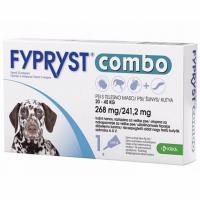 Zobrazit detail - FYPRYST combo 1x2. 68 spot-on pro psy 20-40kg