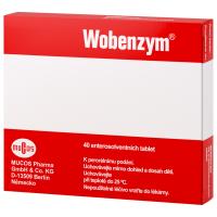 Zobrazit detail - Wobenzym 40 enterosolventních tablet