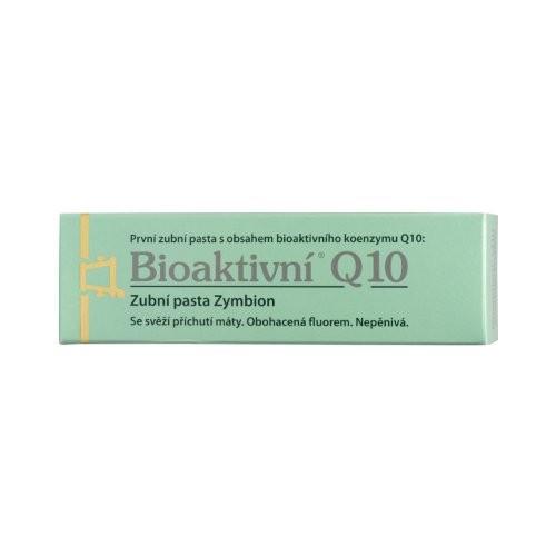 Bioaktivn� Q10 Zubn� pasta Zymbion Q10 zubn� pasta