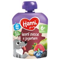 Zobrazit detail - Hami příkrm OK Lesní ovoce s jogurtem 90g