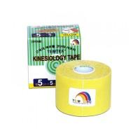 Zobrazit detail - Tejp.  TEMTEX kinesio tape žlutá 5cmx5m
