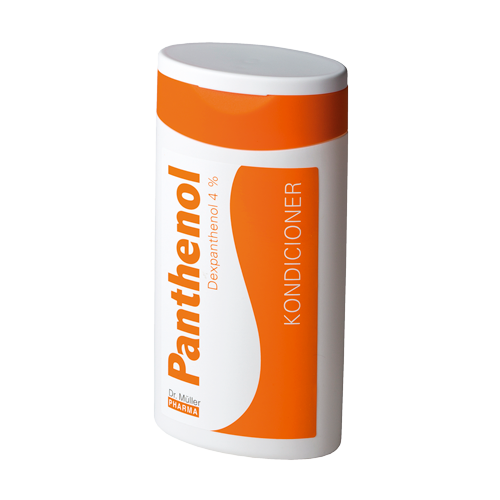 Panthenol kondicioner 4 % 200ml (Dr.M�ller)