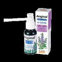 Zobrazit detail - Anginal ústní sprej se šalvějí 30ml