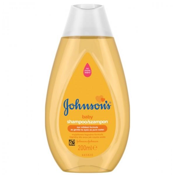 JOHNSONS Baby šampon 200 ml