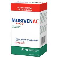 Zobrazit detail - Mobivenal Micro tbl. 60+10