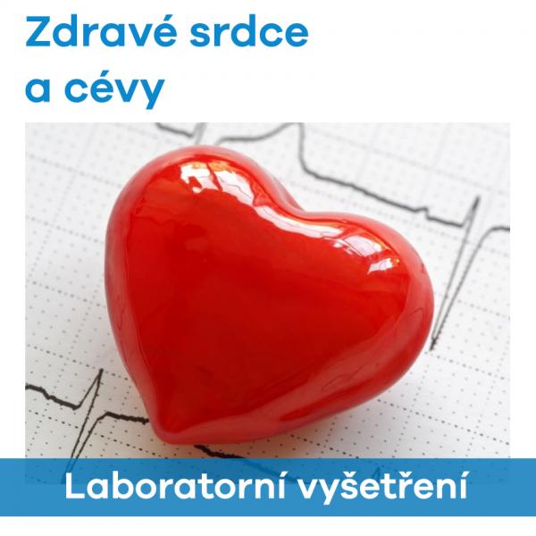 EUC Laboratoře - Zdravé srdce a cévy (vyšetření)