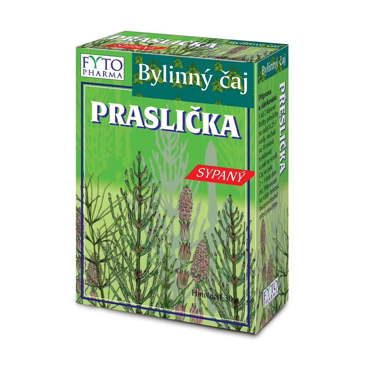 Přesličkový čaj bylinný sypaný 30 g Fytopharma