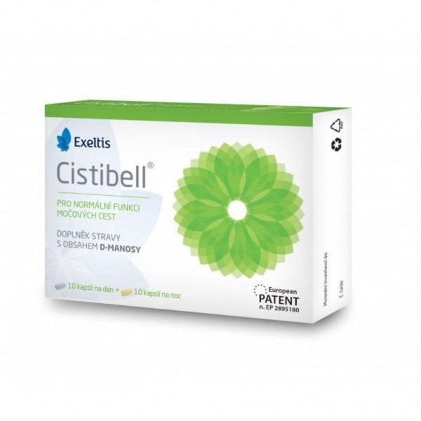 Claride Pharma Cistibell 20 kapslí