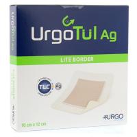 Zobrazit detail - UrgoTul Ag krytí lipidokoloid. vrstva 10x12cm 10ks