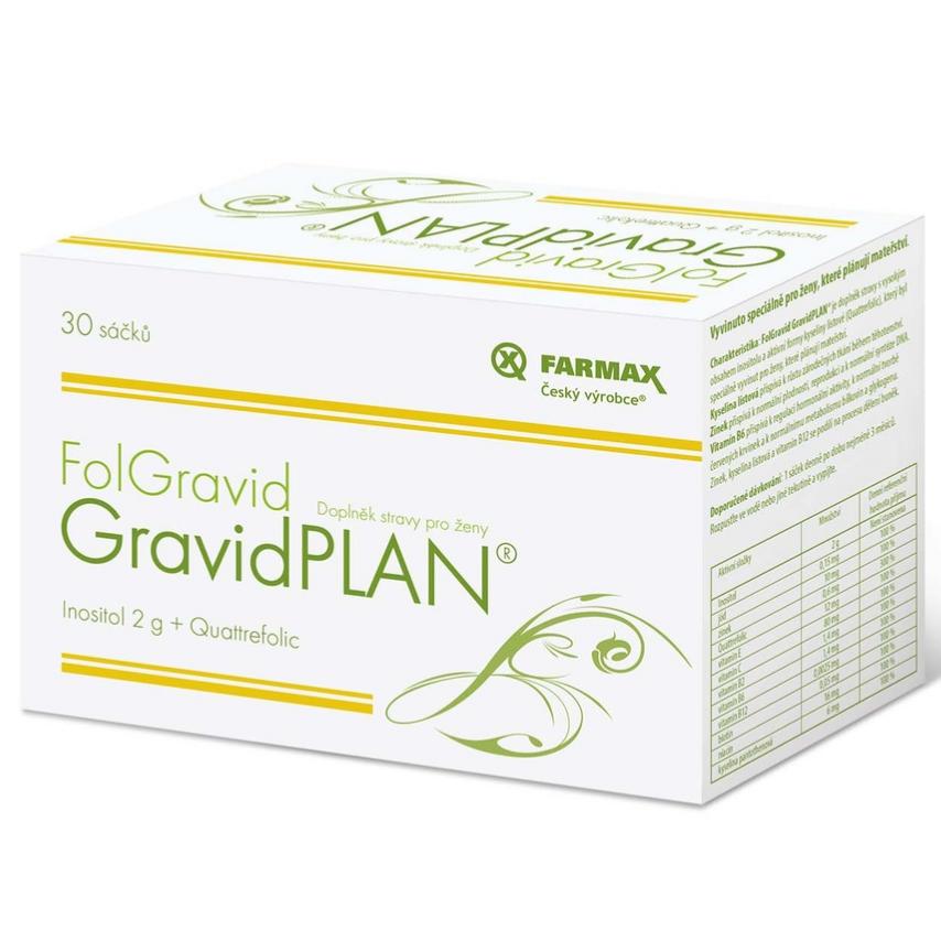 FolGravid GravidPLAN 30 sáčků