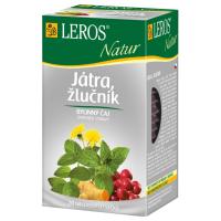 Zobrazit detail - LEROS NATUR Játra-žlučník n. s. 20x1. 5g