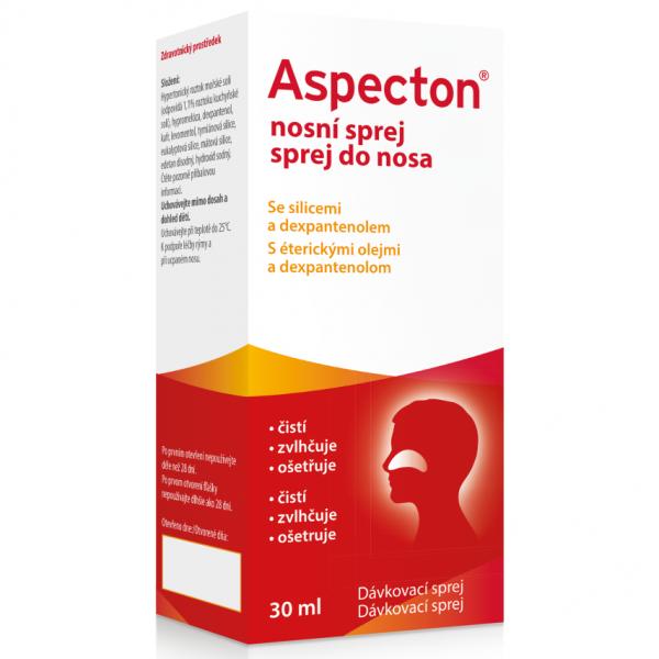 Aspecton nosní sprej 30ml