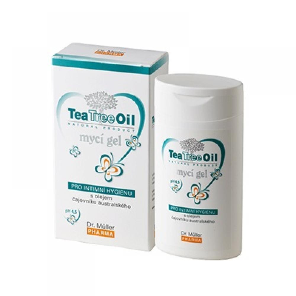 Tea Tree Oil myc� gel pro intimn� hygienu 200ml