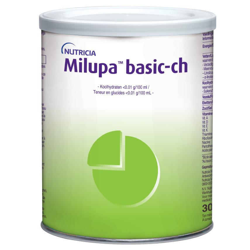 Milupa Basic-CH por.sol.1x300g