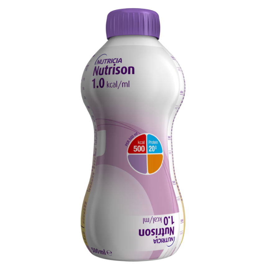 Nutrison por.sol. 1x500ml plast