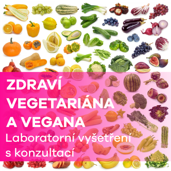 Zdraví vegetariána a vegana