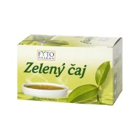 Zobrazit detail - Zelený čaj 20x1. 5g Fytopharma