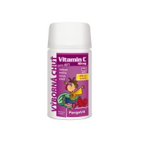 Zobrazit detail - PargaVit Vitamin C Mix Plus pro děti tbl. 90