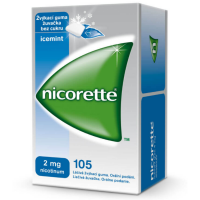 Zobrazit detail - Nicorette Icemint Gum 2mg orm. gum. mnd. 105x2mg