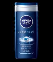 Zobrazit detail - NIVEA Sprchový gel muži COOL 250ml č. 80702