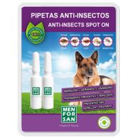 Zobrazit detail - Antiparazit. pipety klíšťata blechy komáři 2x1. 5ml