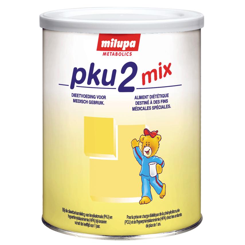 Milupa PKU 2 Mix por.sol.2x400g