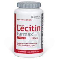 Zobrazit detail - Lecitin Farmax tob. 60+30 ZDARMA