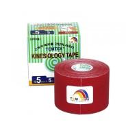 Zobrazit detail - Tejp.  TEMTEX kinesio tape červená 5cmx5m