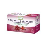Zobrazit detail - Ovocno-bylinný čaj Brus. +Guarana 20x2g Fytopharma
