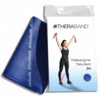 Zobrazit detail - Thera-Band Posilovací guma 2m modrá - extra silná