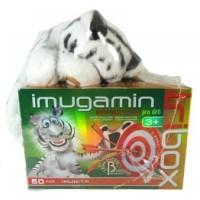 Zobrazit detail - Imugamin Effective pro děti drg. 60 TRIBOX+hračka