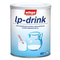 Zobrazit detail - Milupa lp-drink plv. 400g