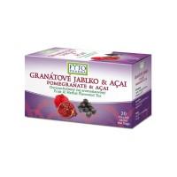 Zobrazit detail - Ovocno-bylinný čaj Gran. jablko+Acai 20x2g Fytoph.