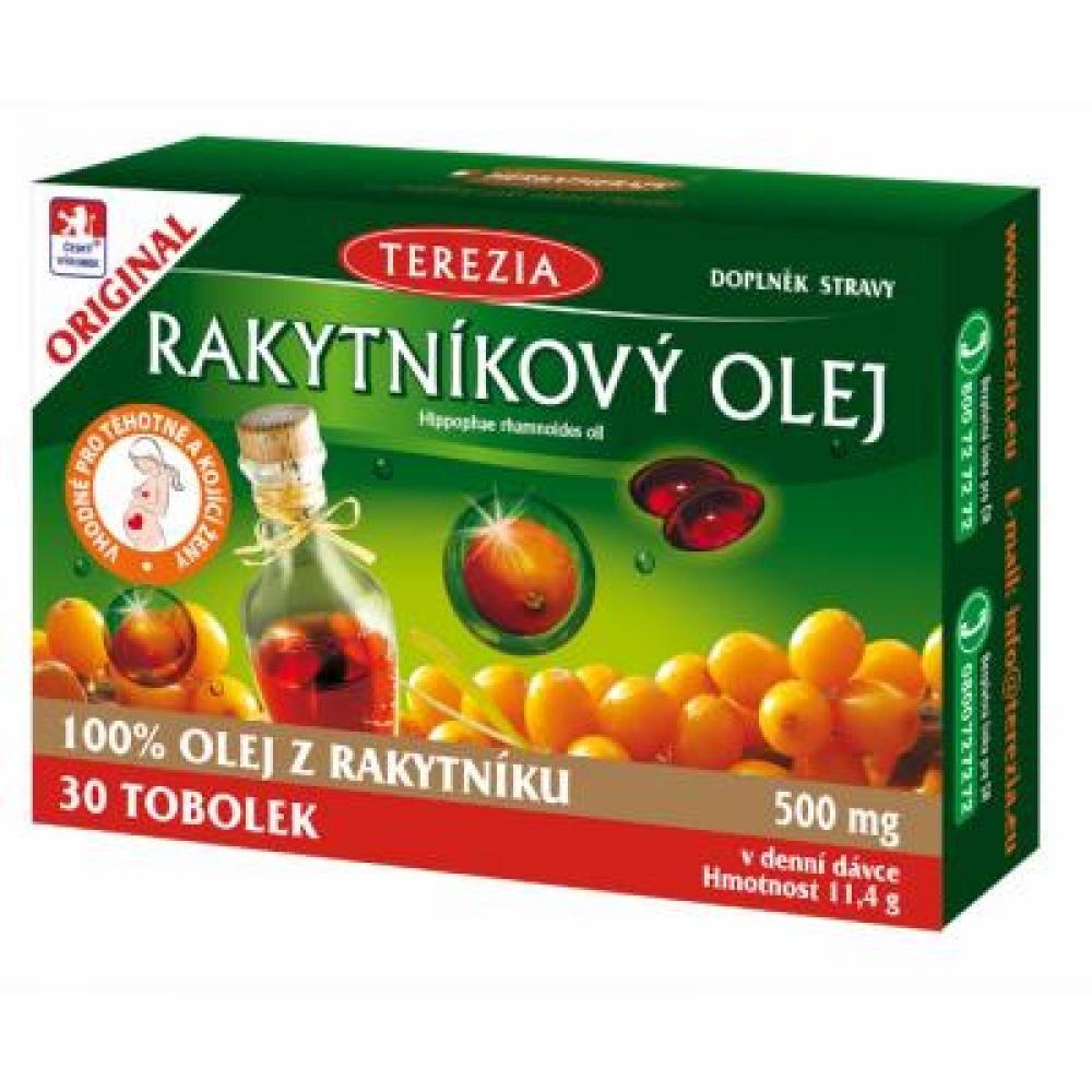 TEREZIA Rakytníkový olej tob.30