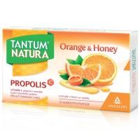 Zobrazit detail - Tantum Natura Orange&Honey 15 gumových pastilek