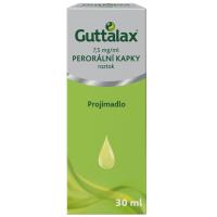 Zobrazit detail - Guttalax 7. 5mg-ml por. gtt. sol. 1x30ml