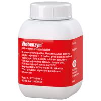 Zobrazit detail - Wobenzym 300 enterosolventních tablet