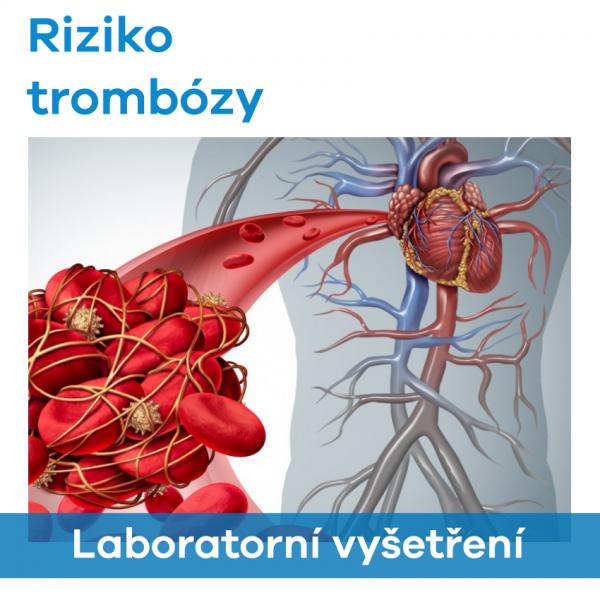 EUC Laboratoře - Riziko trombózy