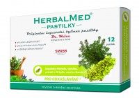 Zobrazit detail - HerbalMed past.  Dr. Weiss Isl. liš+tym+med+vitC 12