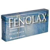 Zobrazit detail - Fenolax por. tbl. ent.  30x5mg
