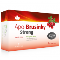 Zobrazit detail - APO-Brusinky Strong 500mg cps. 12