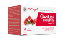 Zobrazit detail - Barnys Cran-Urin megaPAC brusinky cps. 60
