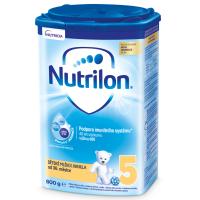 Zobrazit detail - Nutrilon 5 Pronutra Vanilla 800g